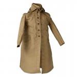 Manteau armée japonaise usé (Beige)
