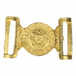 Diecast Irish Royal Guard Officer Belt Buckle (Gold)