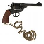 Diecast Enfield MK1 Revolver (Black)