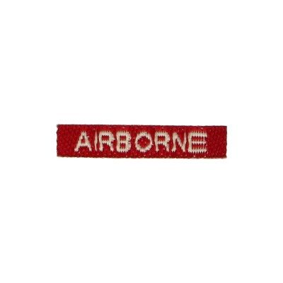 Patch Airborne (Rouge)
