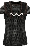 Chain Mail Body Protection (Grey)