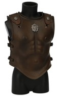 Lorica Muscolata Body Armor (Brown)