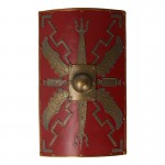 Roman Legionary Shield (Red)