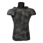 Chain Mail Body Armor (Grey)