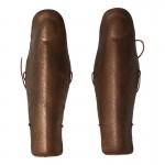 Diecast Ocrae Leg Armors (Bronze)