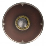 Gondorian Knight Shield (Brown)