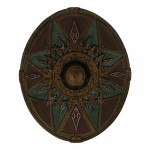 Bouclier de Roi du Rohan (Marron)