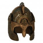 Casque de Roi du Rohan (Marron)
