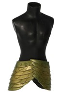 Elvish Armored Skirt (Gold)