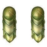 Elven Warrior Shoulder Pads (Gold)