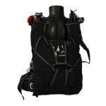 T-10 Parachute with Harness (Black)