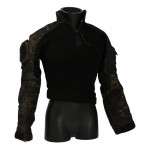 Crye Gen 3 Shirt (Black Multicam)