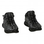 Adidas Originals Yeezy Boost Shoes (Black)