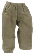 Female Cropped Pants (Khaki)