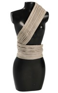 Female Scarf Belt (Beige)