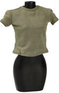 Female T-shirt (Olive Drab)