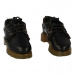 Female Security Shoes (Black)
