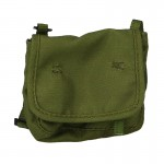 Stick Grenades Canvas Bag (Olive Drab)