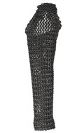 Female Chain Mail Protection Sleeve (Grey)