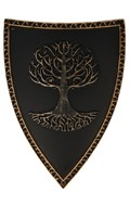 Knight Shield (Black)