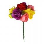 Flowers Bouquet (Purple)