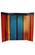 Circus Tent Diorama Background (Blue)