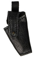 Leather Holster (Black)