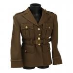 Veste de cérémonie Officier (Marron)