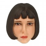 Teenage Nathalie Portman Headsculpt