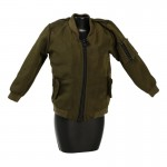 Female Teenager Size Jacket (Olive Drab)