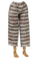 Worn Prisoner Pants (Grey)
