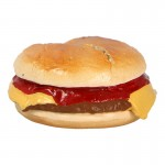 Cheeseburger Quarter Pander With Cheese (Beige)