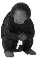 Niffler with Jewelry (Black)