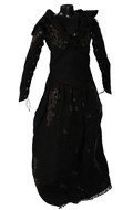 Female Dress (Black)