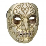 Female Death Eater Mask (Gold)