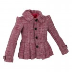 Female Kid Coat (Pink)