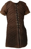 Gambeson Fleece Jacket (Brown)
