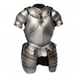 Diecast Kingsguard Knight Body Armor (Silver)