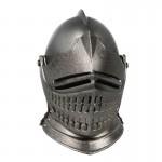 Diecast Famiglia Ducale Knight Helmet (Silver)