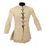 Worn Gambison Jacket (Beige)