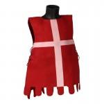 Tunique de Chevalier Bachelier en velours (Rouge)