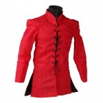 Gambeson Jacket (Red)