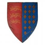 Heavy Armored Guard Knight Shield (Black)
