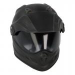 Biker Helmet (Black)