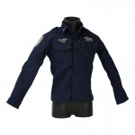 NYPD Emergency Squad Officer Jacket (Blue)