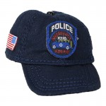 NYPD Emergency Squad Officer Cap (Blue)
