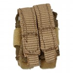 9mm Lindnerhof Double Magazine Pouch (Coyote)
