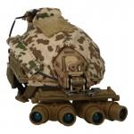 Fast Ops Core Helmet with GPNVG-18 ANVIS NVG (Desert Flecktarn)