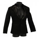 Veste de smoking (Noir)
