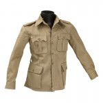 Chemise Drill KD Bush Md 41 (Beige)